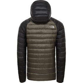 The North Face Trevail Veste à capuche Homme, new taupe green/tnf black
